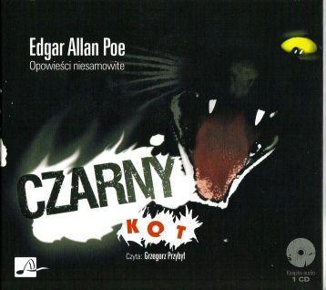 Czarny kot - Audiobook (Książka audio MP3) do pobrania w całości w archiwum ZIP
