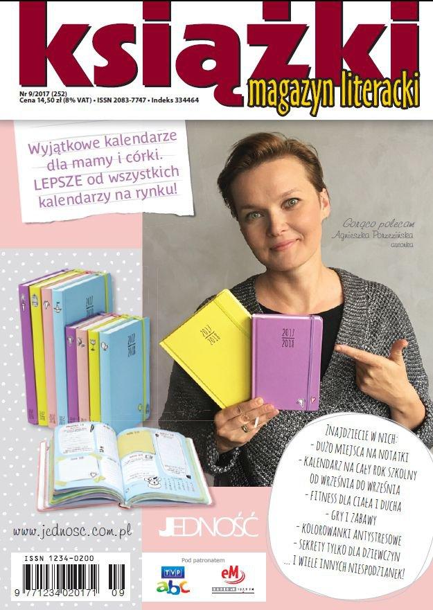 Magazyn Literacki Książki 9/2017 - Ebook (Książka PDF) do pobrania w formacie PDF