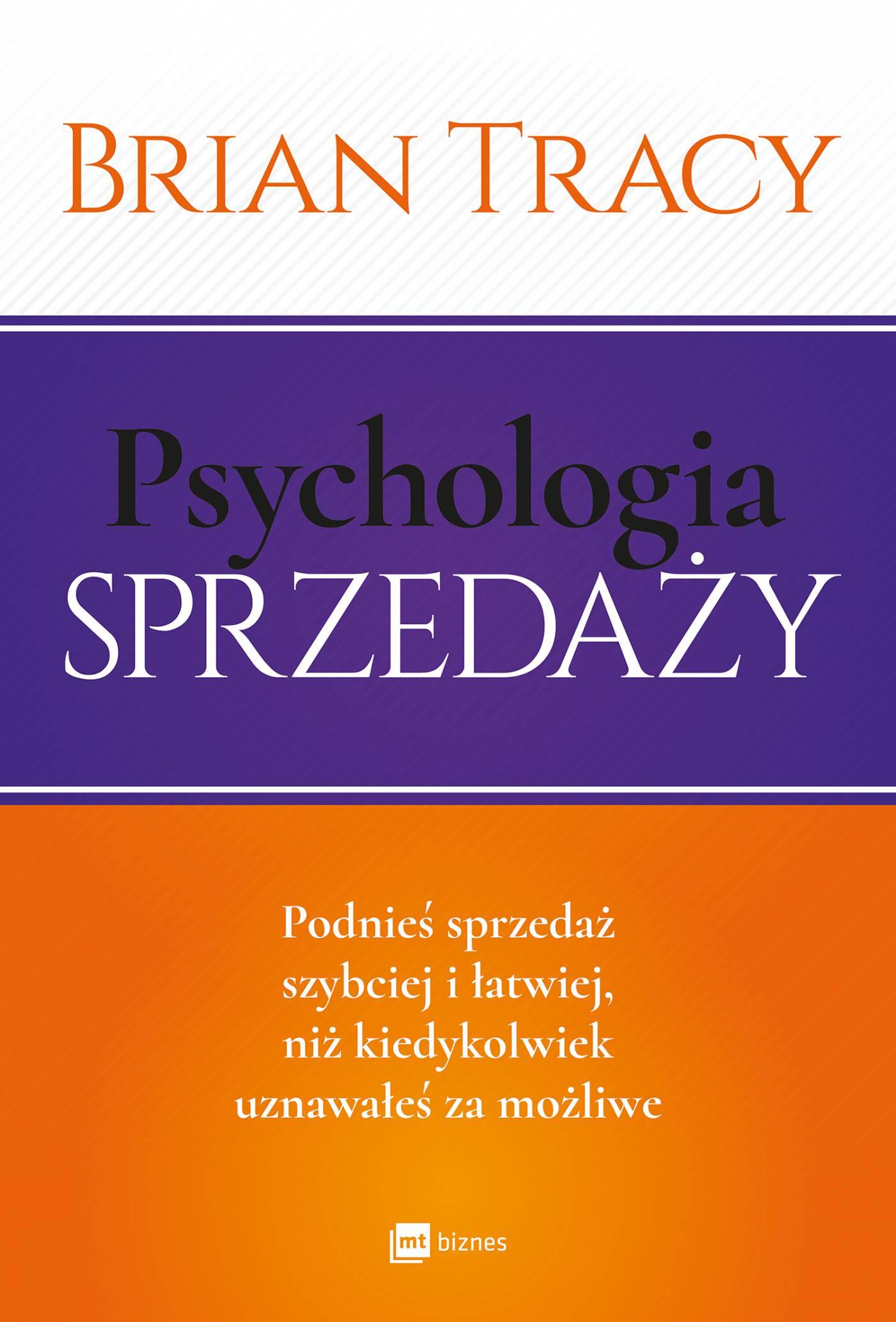 Psychologia sprzedaży - Ebook (Książka EPUB) do pobrania w formacie EPUB