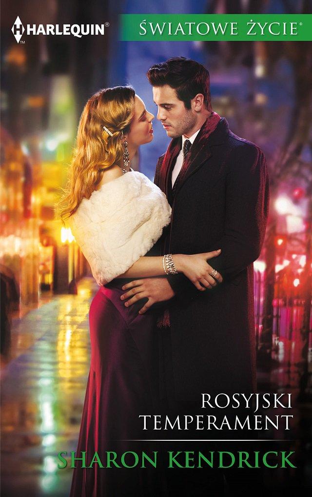 Rosyjski temperament - Ebook (Książka EPUB) do pobrania w formacie EPUB