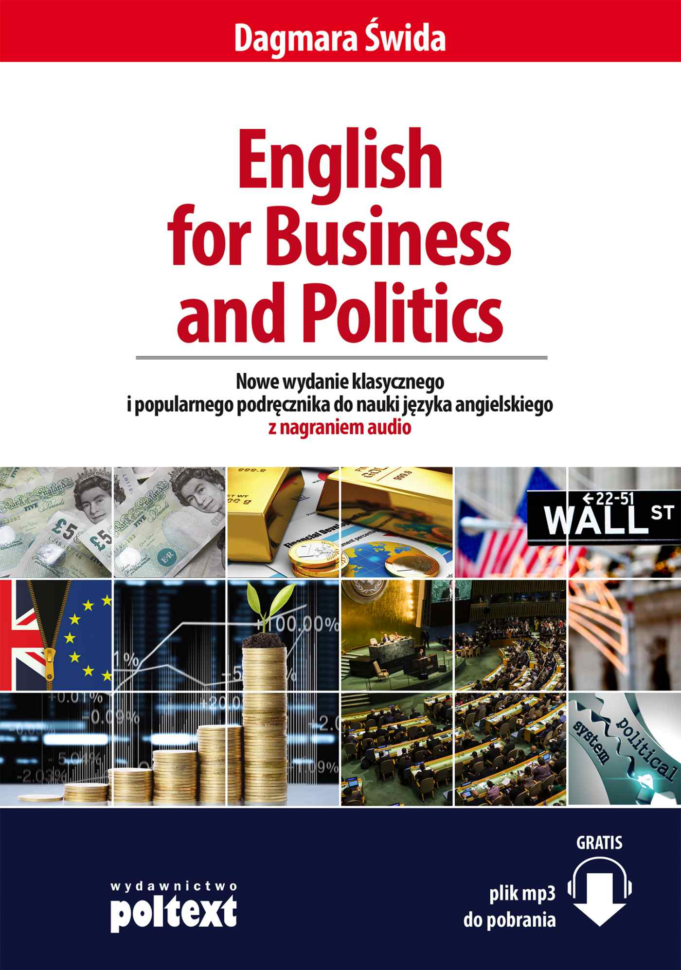 English for Business and Politics - Ebook (Książka na Kindle) do pobrania w formacie MOBI