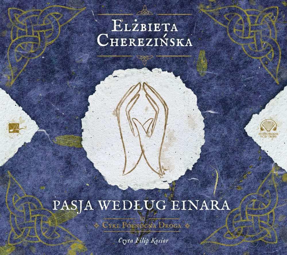Pasja według Einara - Audiobook (Książka audio MP3) do pobrania w całości w archiwum ZIP