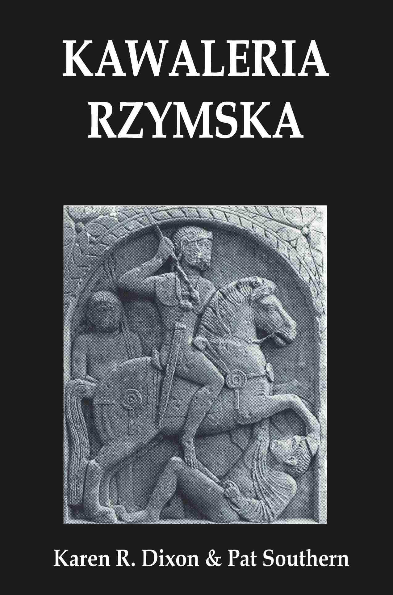 Kawaleria rzymska - Ebook (Książka na Kindle) do pobrania w formacie MOBI