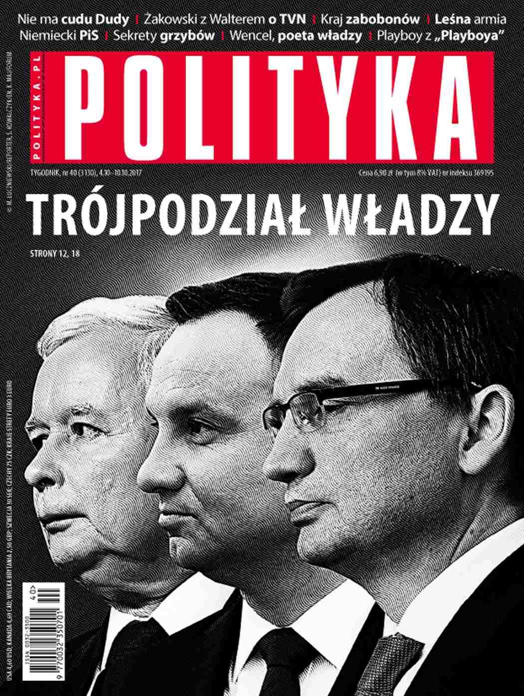 Polityka nr 40/2017 - Ebook (Książka PDF) do pobrania w formacie PDF