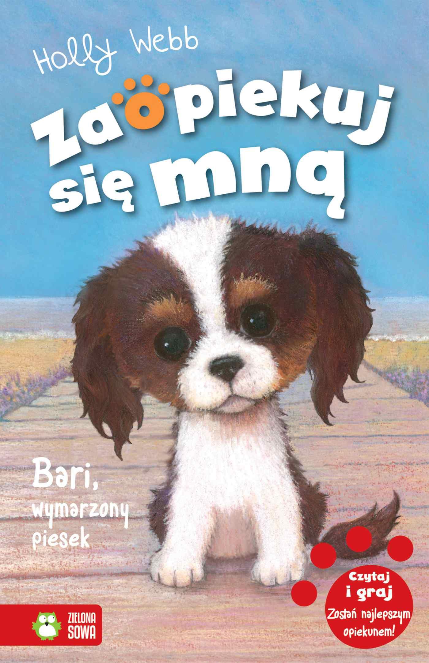 Bari, wymarzony piesek - Ebook (Książka na Kindle) do pobrania w formacie MOBI