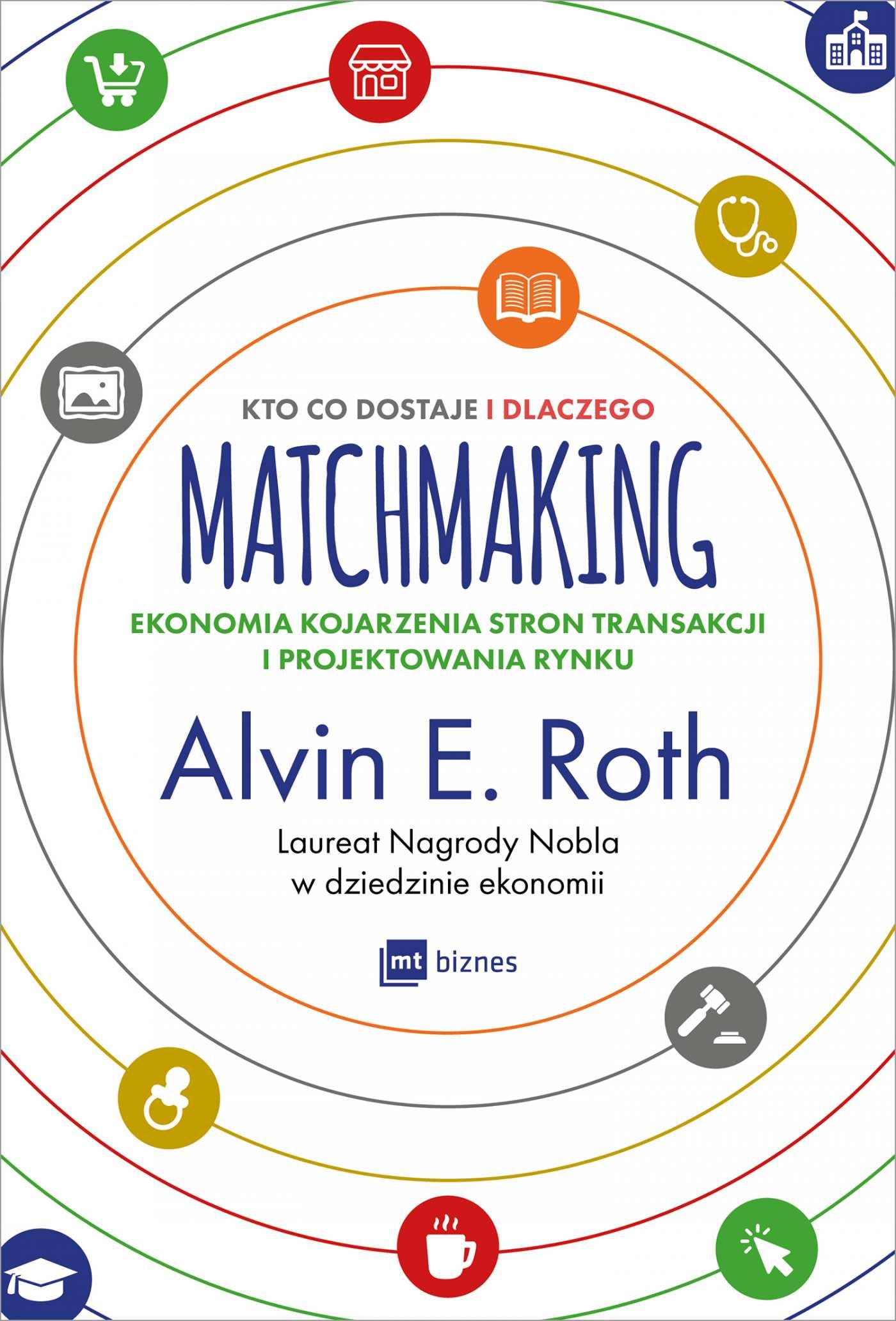 Matchmaking. Kto co dostaje i dlaczego - Ebook (Książka na Kindle) do pobrania w formacie MOBI