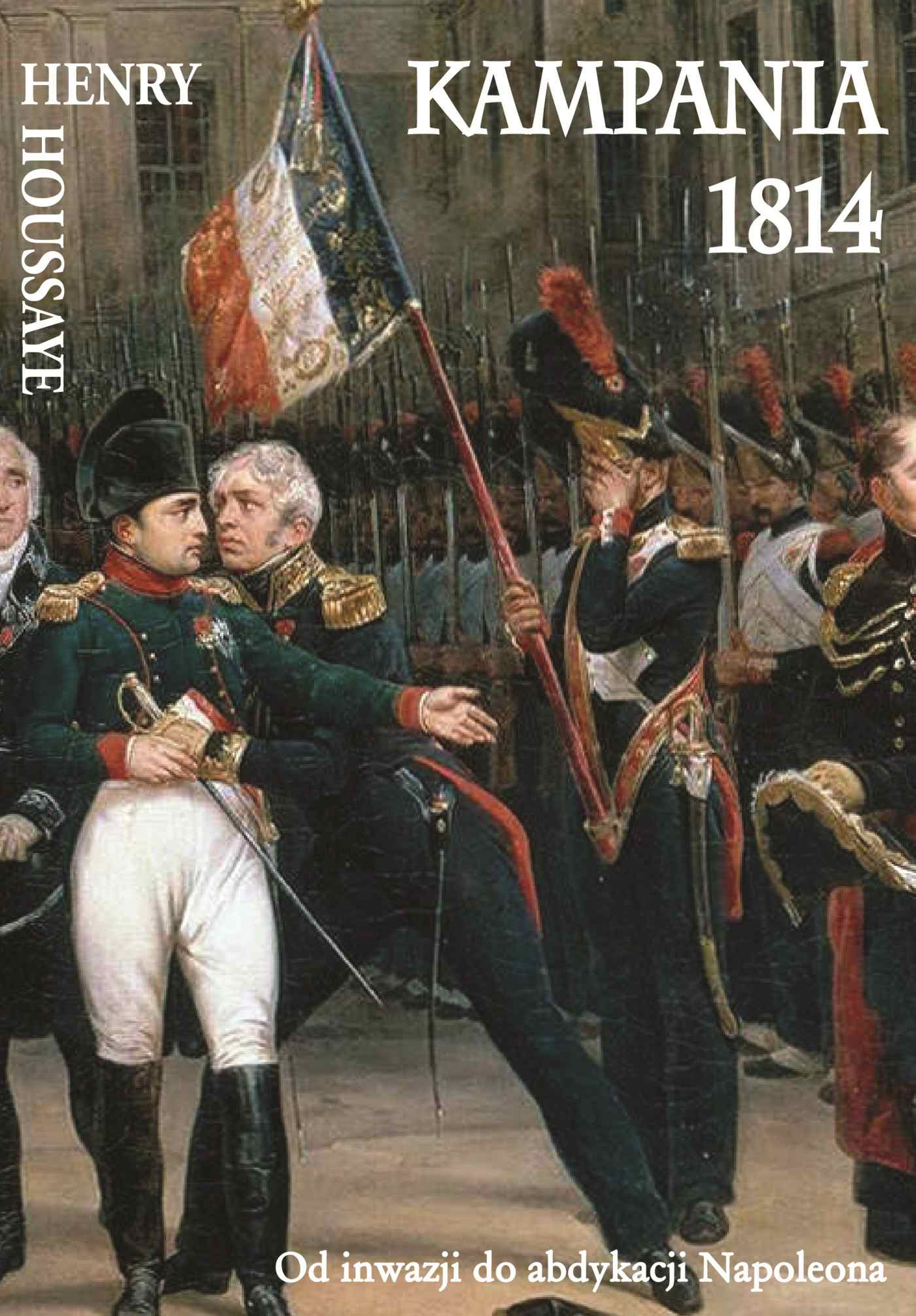 Kampania 1814 - Ebook (Książka EPUB) do pobrania w formacie EPUB