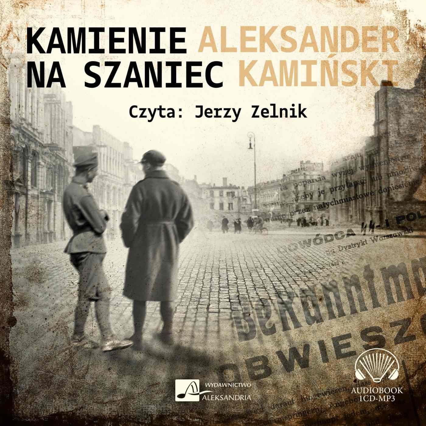 Kamienie na Szaniec - Audiobook (Książka audio MP3) do pobrania w całości w archiwum ZIP