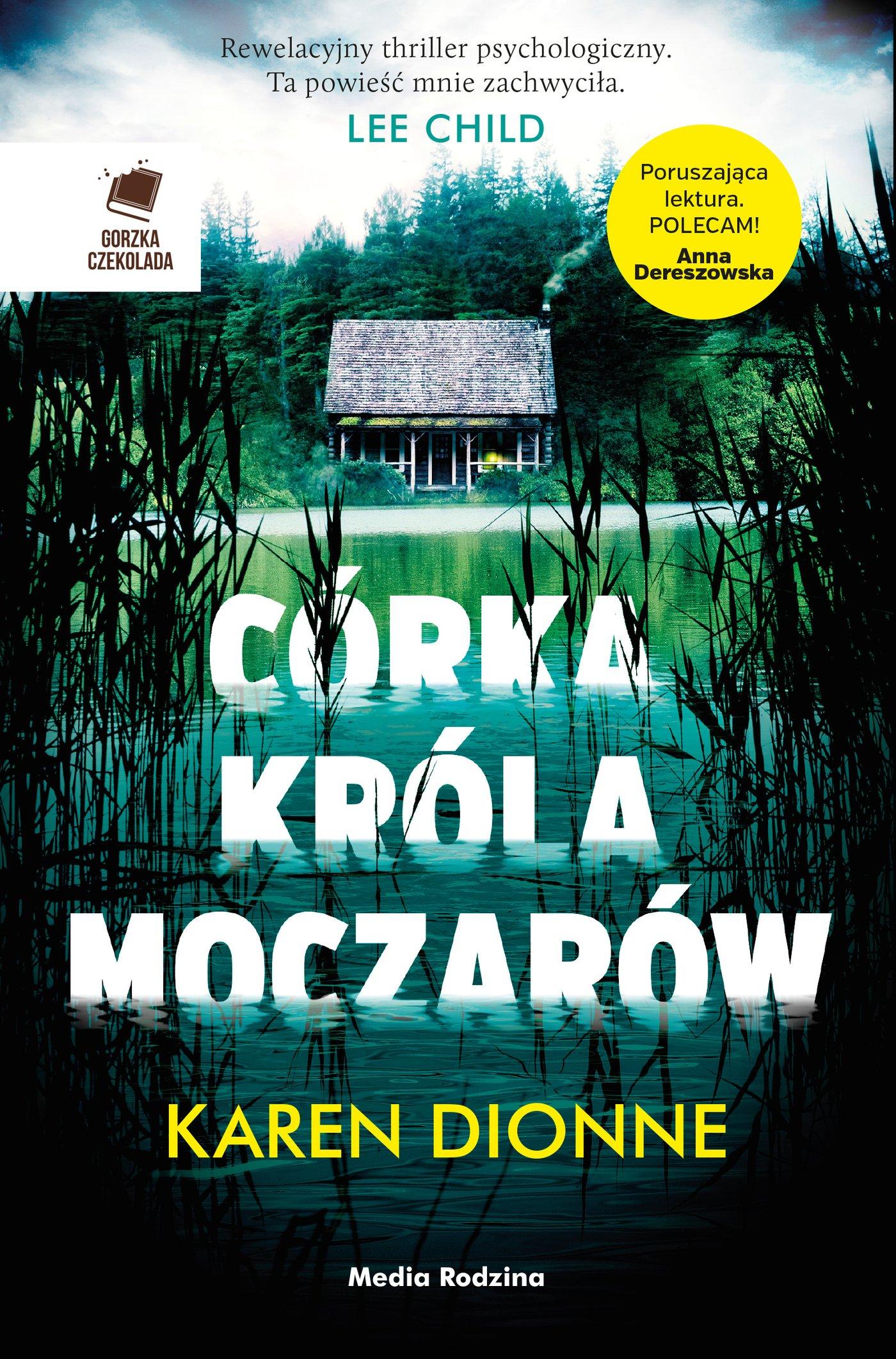 Córka króla moczarów - Ebook (Książka na Kindle) do pobrania w formacie MOBI