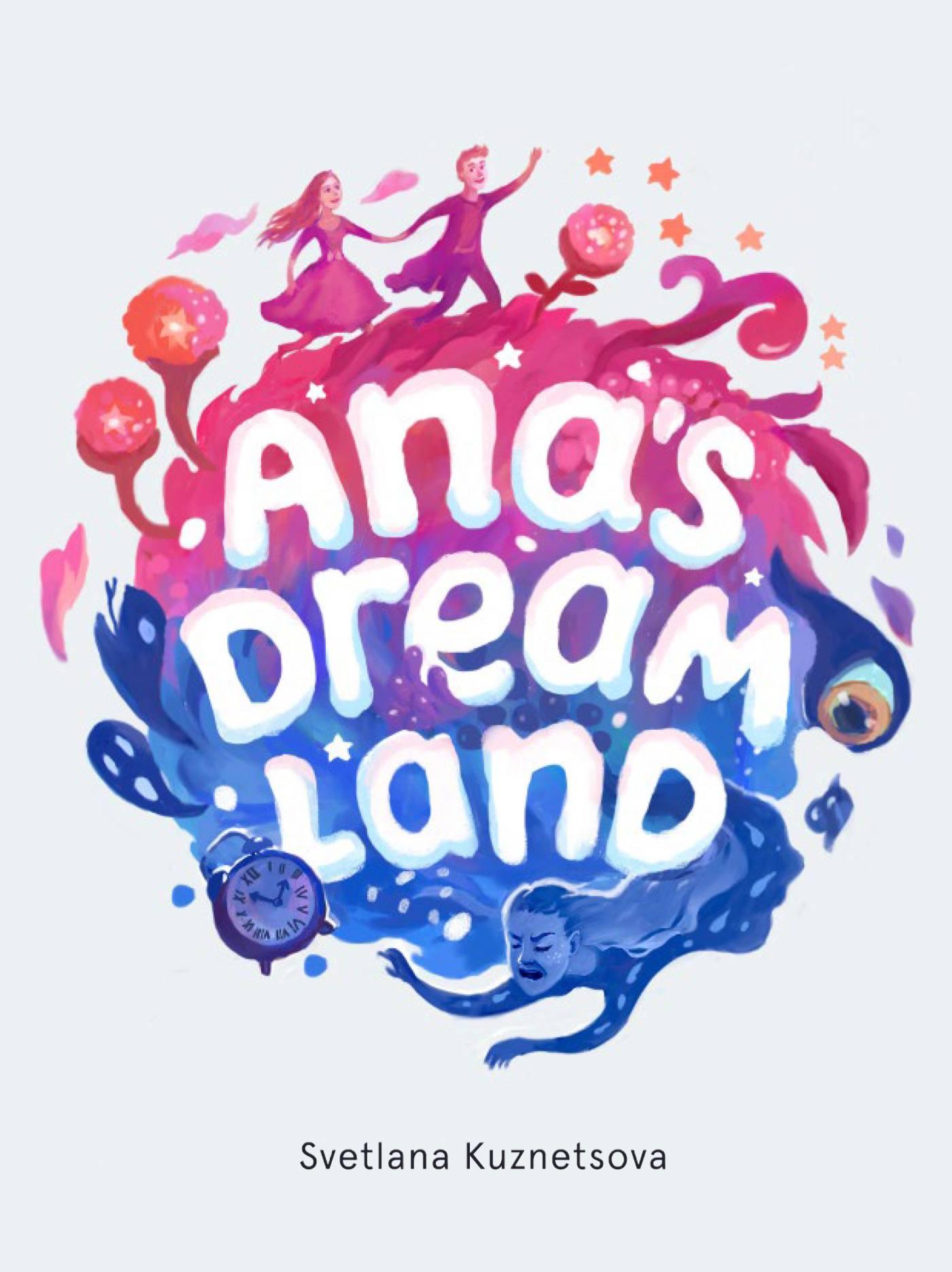 Ana's Dream Land - Ebook (Książka PDF) do pobrania w formacie PDF