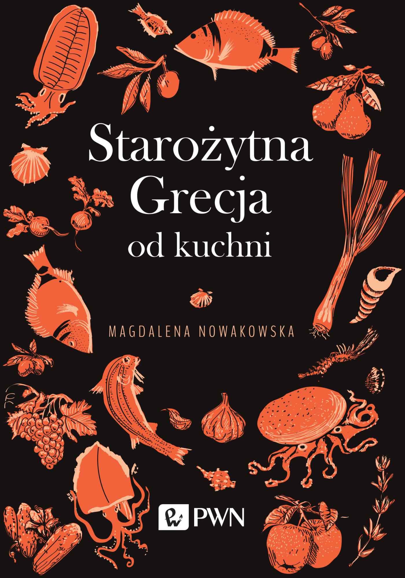 Starożytna Grecja od kuchni - Ebook (Książka EPUB) do pobrania w formacie EPUB