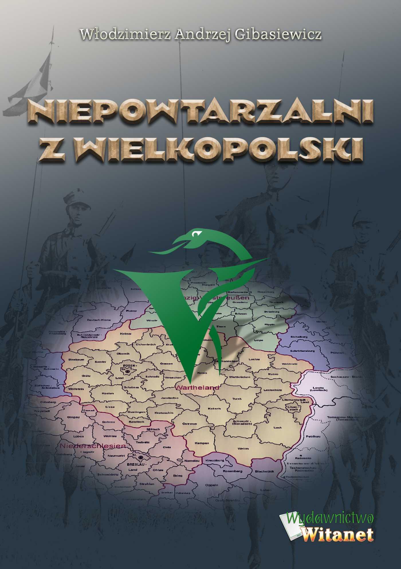 Niepowtarzalni z Wielkopolski - Ebook (Książka EPUB) do pobrania w formacie EPUB