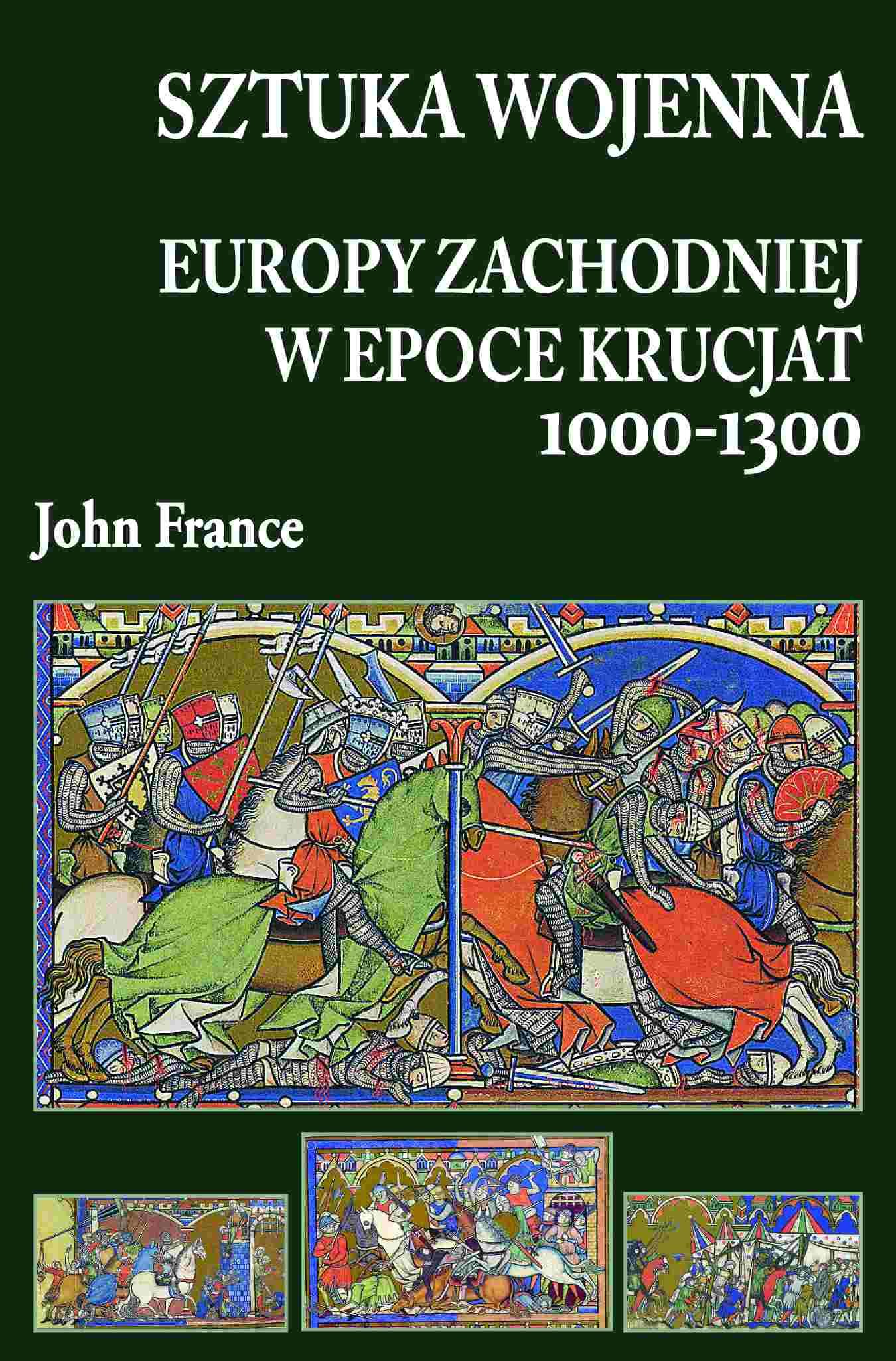 Sztuka wojenna Europy Zachodniej w epoce krucjat 1000-1300 - Ebook (Książka na Kindle) do pobrania w formacie MOBI