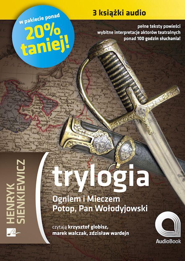 Trylogia - Audiobook (Książka audio MP3) do pobrania w całości w archiwum ZIP