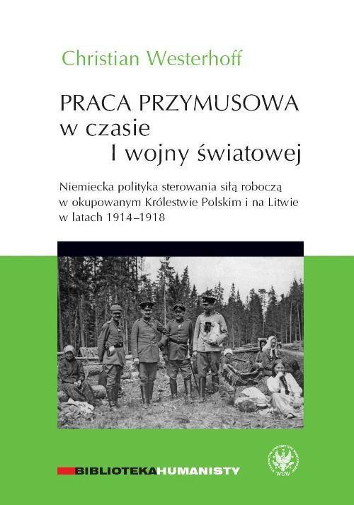 Praca przymusowa w czasie I wojny światowej - Ebook (Książka PDF) do pobrania w formacie PDF