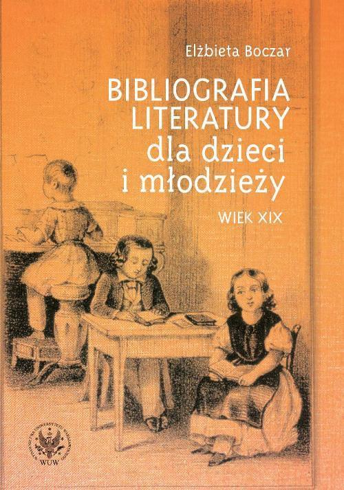Bibliografia literatury dla dzieci i młodzieży - Ebook (Książka PDF) do pobrania w formacie PDF