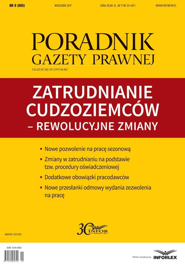 Zatrudnianie cudzoziemców – rewolucyjne zmiany - Ebook (Książka PDF) do pobrania w formacie PDF