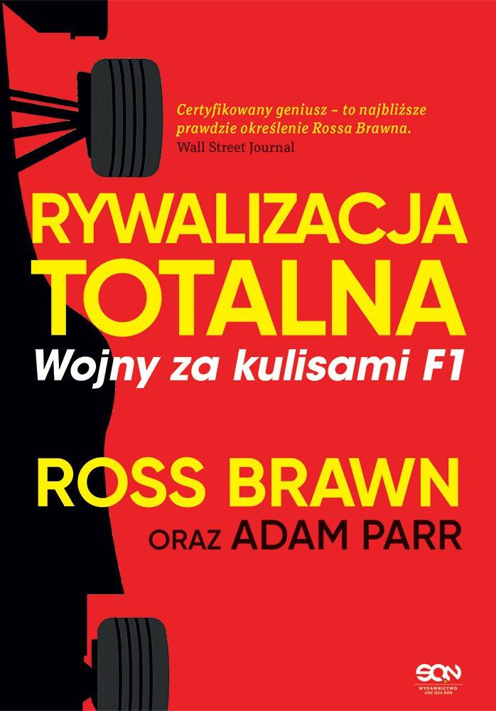 Rywalizacja totalna. Wojny za kulisami F1 - Ebook (Książka na Kindle) do pobrania w formacie MOBI