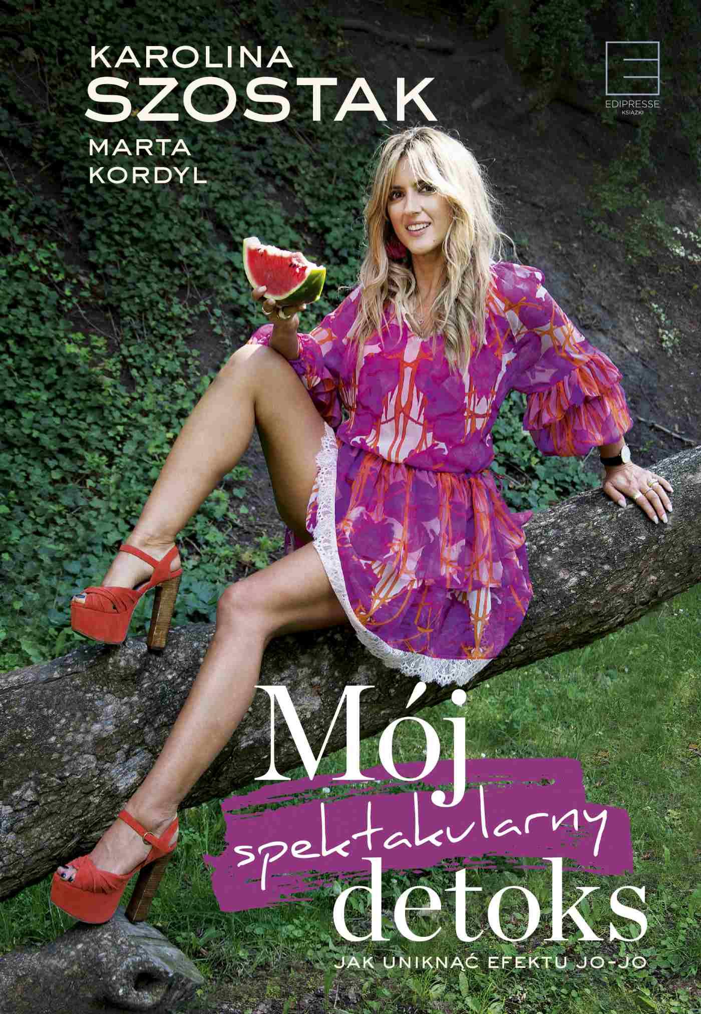 Mój spektakularny detoks - Ebook (Książka na Kindle) do pobrania w formacie MOBI