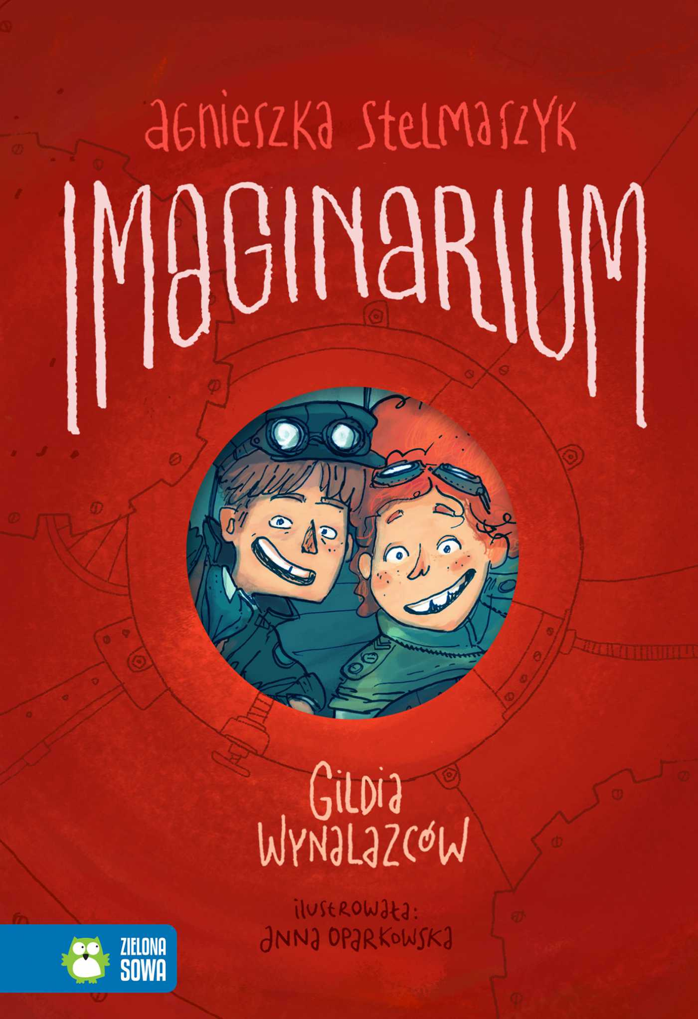 Imaginarium. Tom 1. Gildia Wynalazców - Ebook (Książka EPUB) do pobrania w formacie EPUB