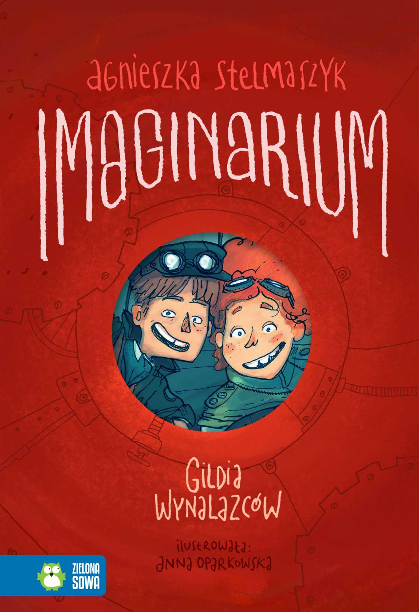 Imaginarium. Tom 1. Gildia Wynalazców - Ebook (Książka na Kindle) do pobrania w formacie MOBI