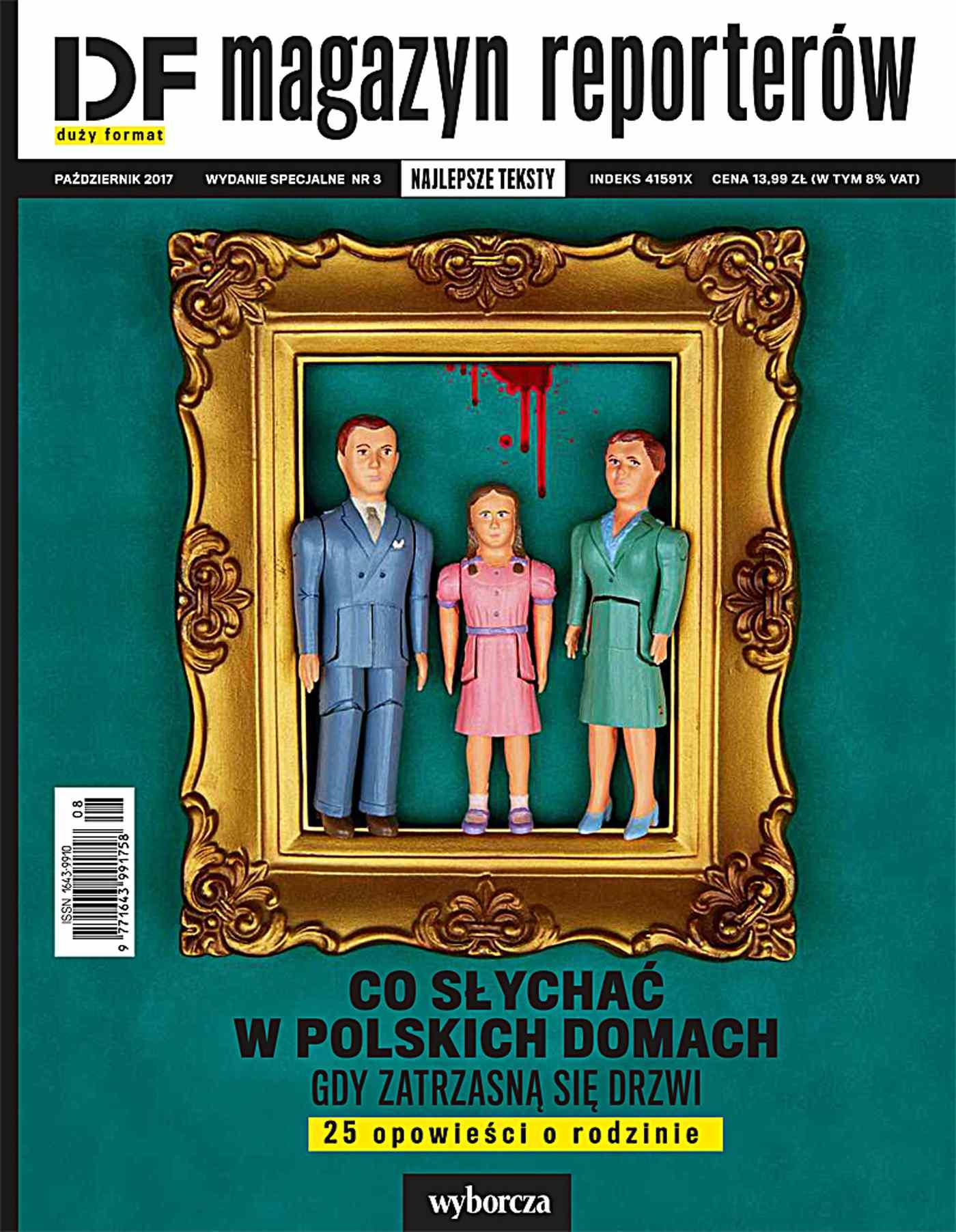 Duży Format. Wydanie Specjalne 3/2017 DF Magazyn Reporterów. Co słychać w polskich domach - Ebook (Książka na Kindle) do pobrania w formacie MOBI