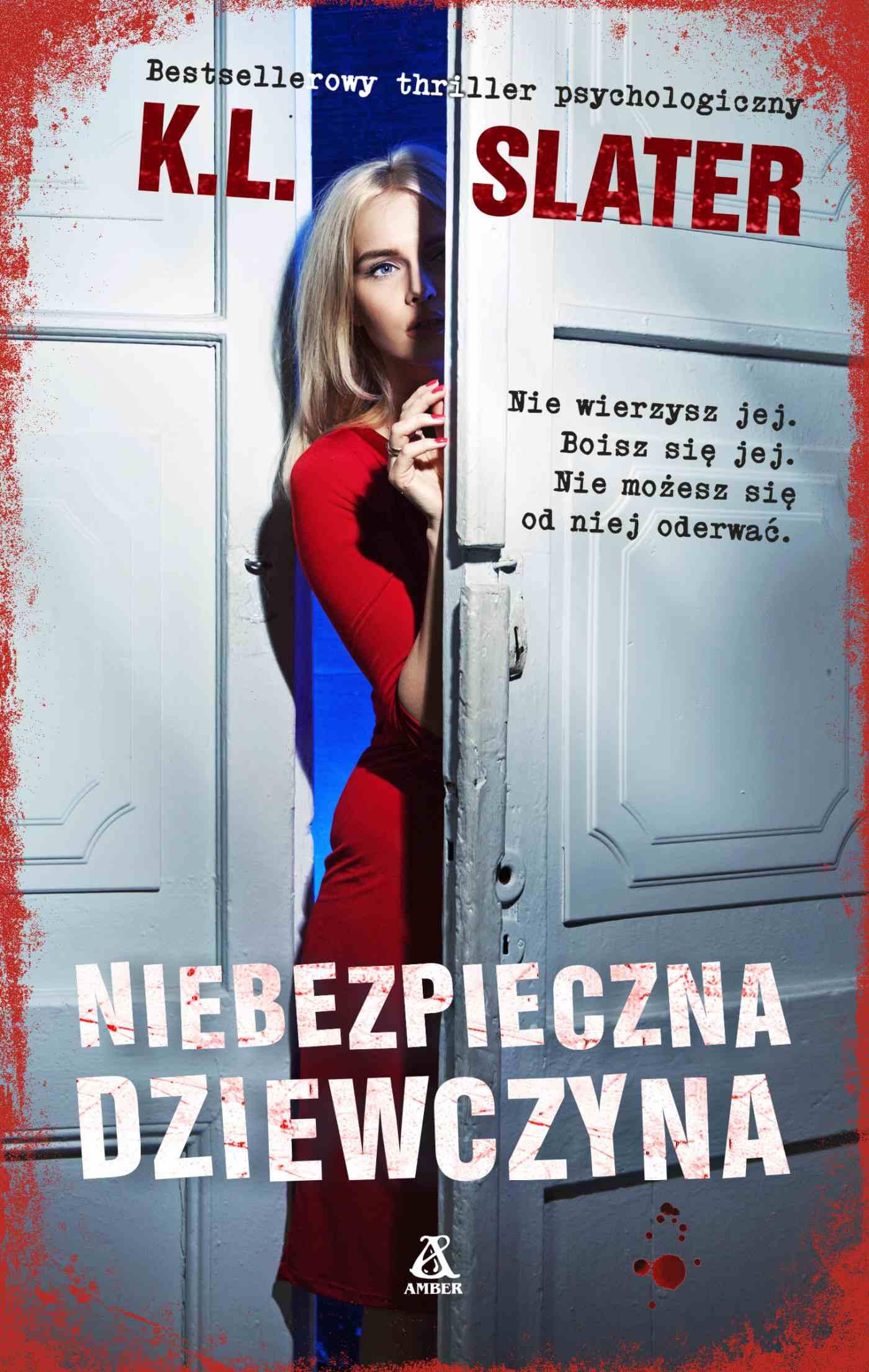 Niebezpieczna dziewczyna - Ebook (Książka na Kindle) do pobrania w formacie MOBI