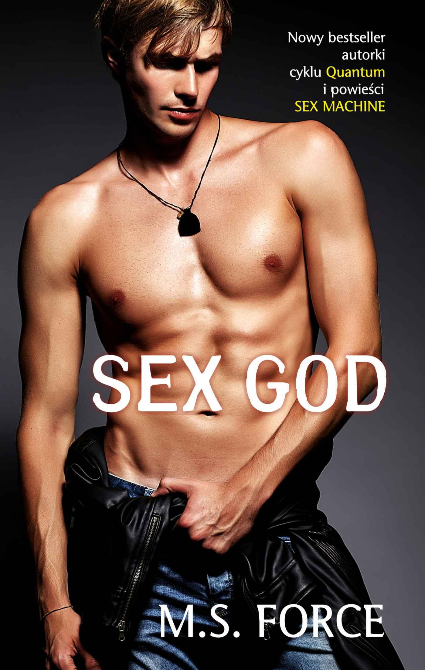 Sex God - Ebook (Książka na Kindle) do pobrania w formacie MOBI