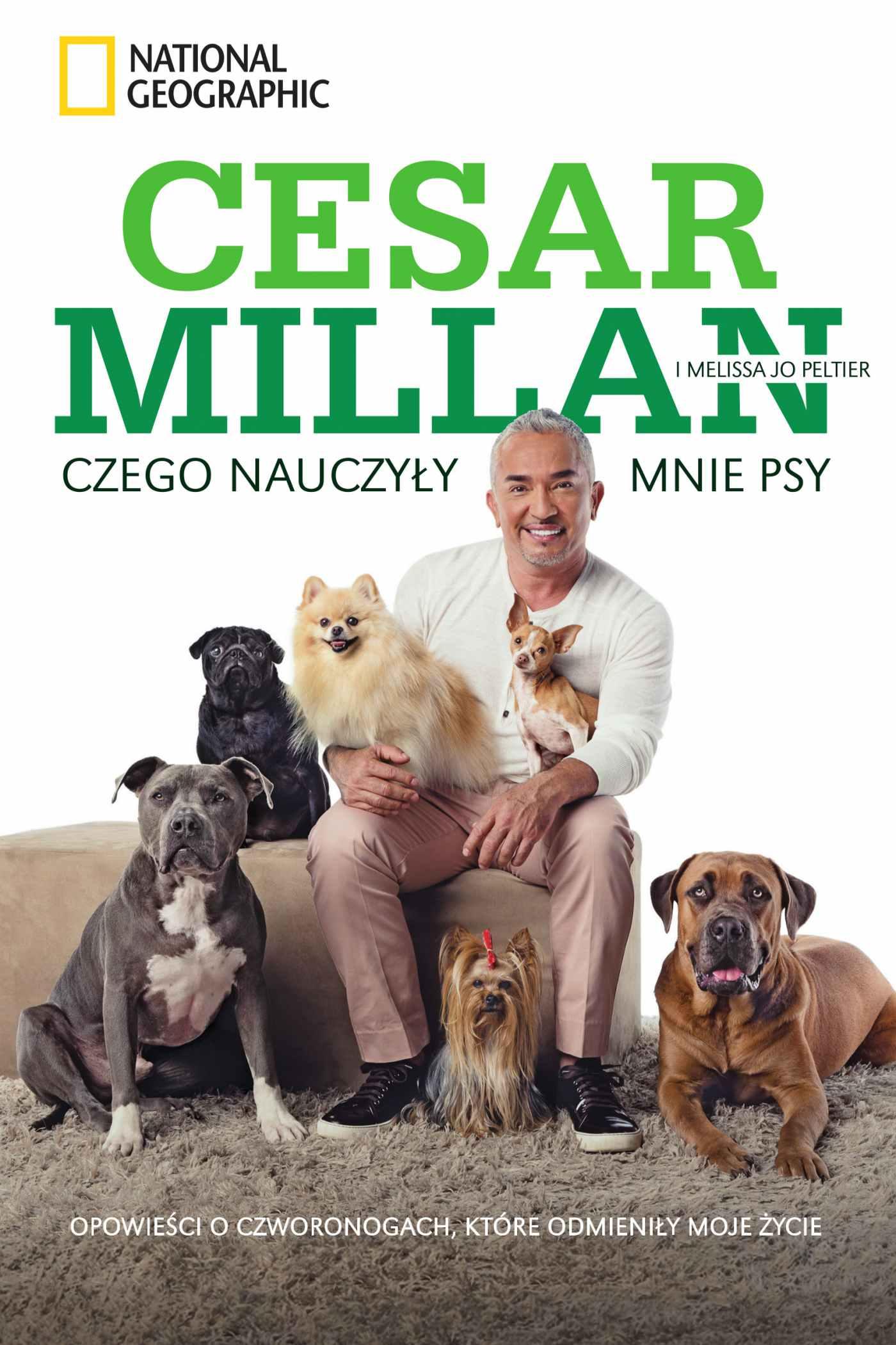 Czego nauczyły mnie psy. Opowieści o czworonogach, które odmieniły moje życie - Ebook (Książka na Kindle) do pobrania w formacie MOBI