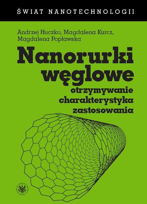 Nanorurki węglowe - Ebook (Książka PDF) do pobrania w formacie PDF