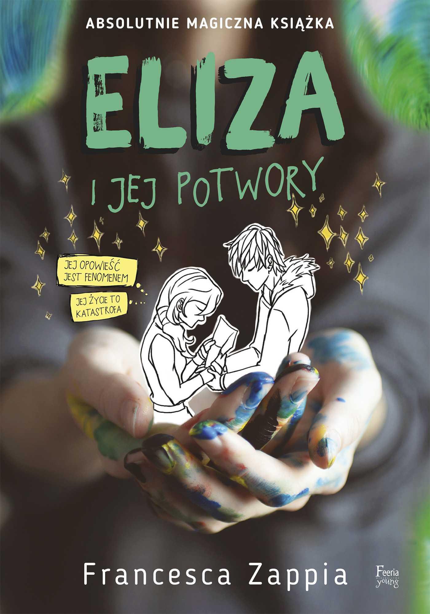 Eliza i jej potwory - Ebook (Książka na Kindle) do pobrania w formacie MOBI