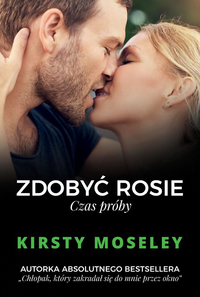 Zdobyć Rosie. Czas próby - Ebook (Książka na Kindle) do pobrania w formacie MOBI