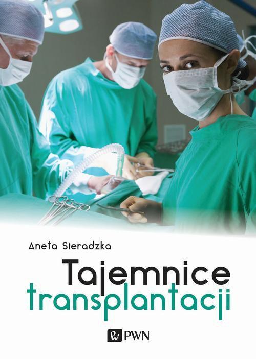Tajemnice transplantacji - Ebook (Książka na Kindle) do pobrania w formacie MOBI