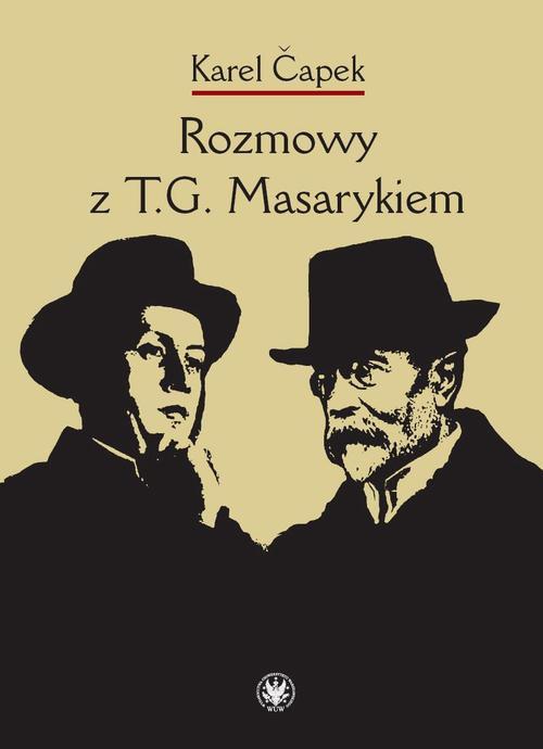 Rozmowy z T.G. Masarykiem - Ebook (Książka PDF) do pobrania w formacie PDF