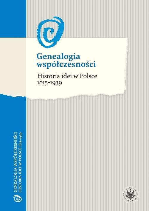 Genealogia współczesności - Ebook (Książka PDF) do pobrania w formacie PDF