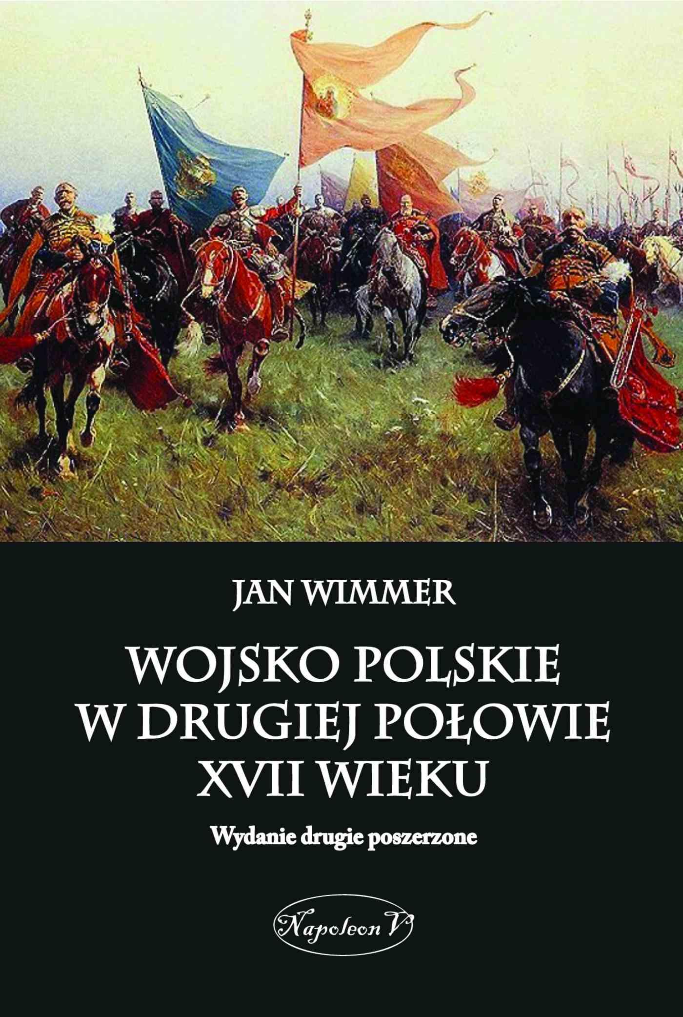 Wojsko polskie w drugiej połowie XVII wieku - Ebook (Książka na Kindle) do pobrania w formacie MOBI