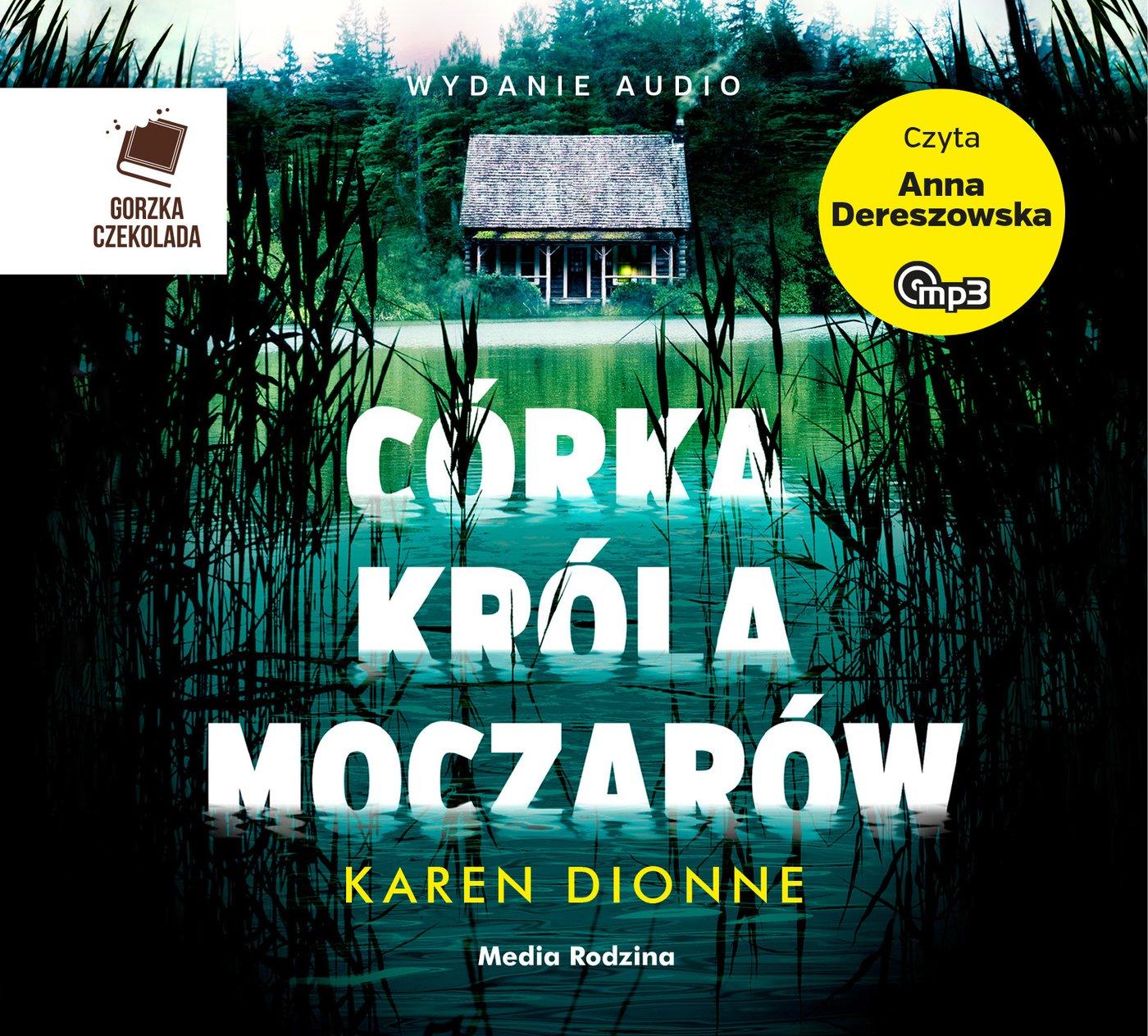 Córka króla moczarów - Audiobook (Książka audio MP3) do pobrania w całości w archiwum ZIP