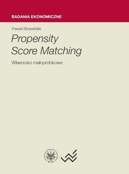 Propensity Score Matching - Ebook (Książka PDF) do pobrania w formacie PDF