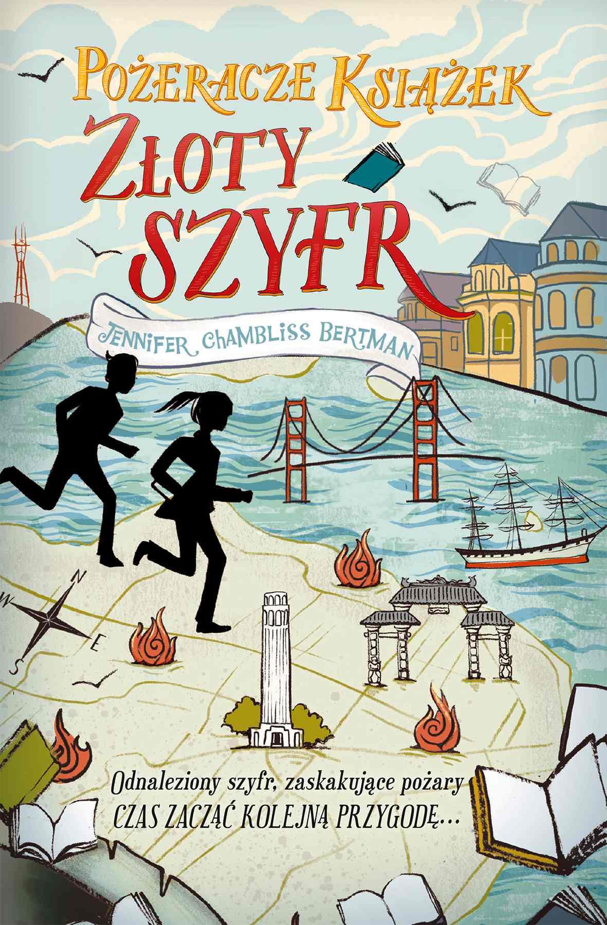 Pożeracze książek. T. 2. Złoty szyfr - Ebook (Książka na Kindle) do pobrania w formacie MOBI
