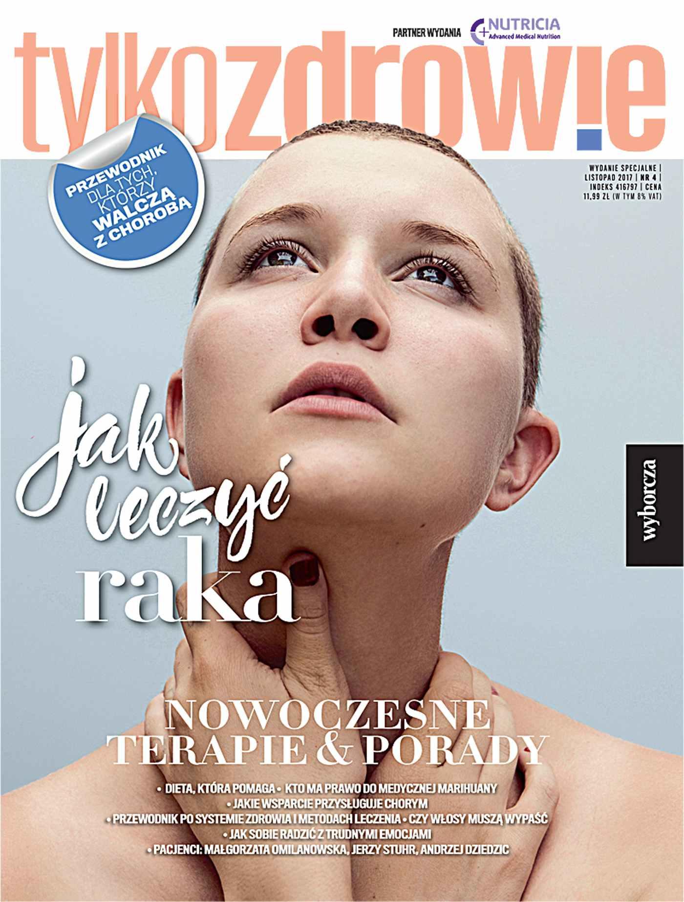 Tylko Zdrowie. Wydanie Specjalne 4/2017 Jak leczyć raka - Ebook (Książka EPUB) do pobrania w formacie EPUB
