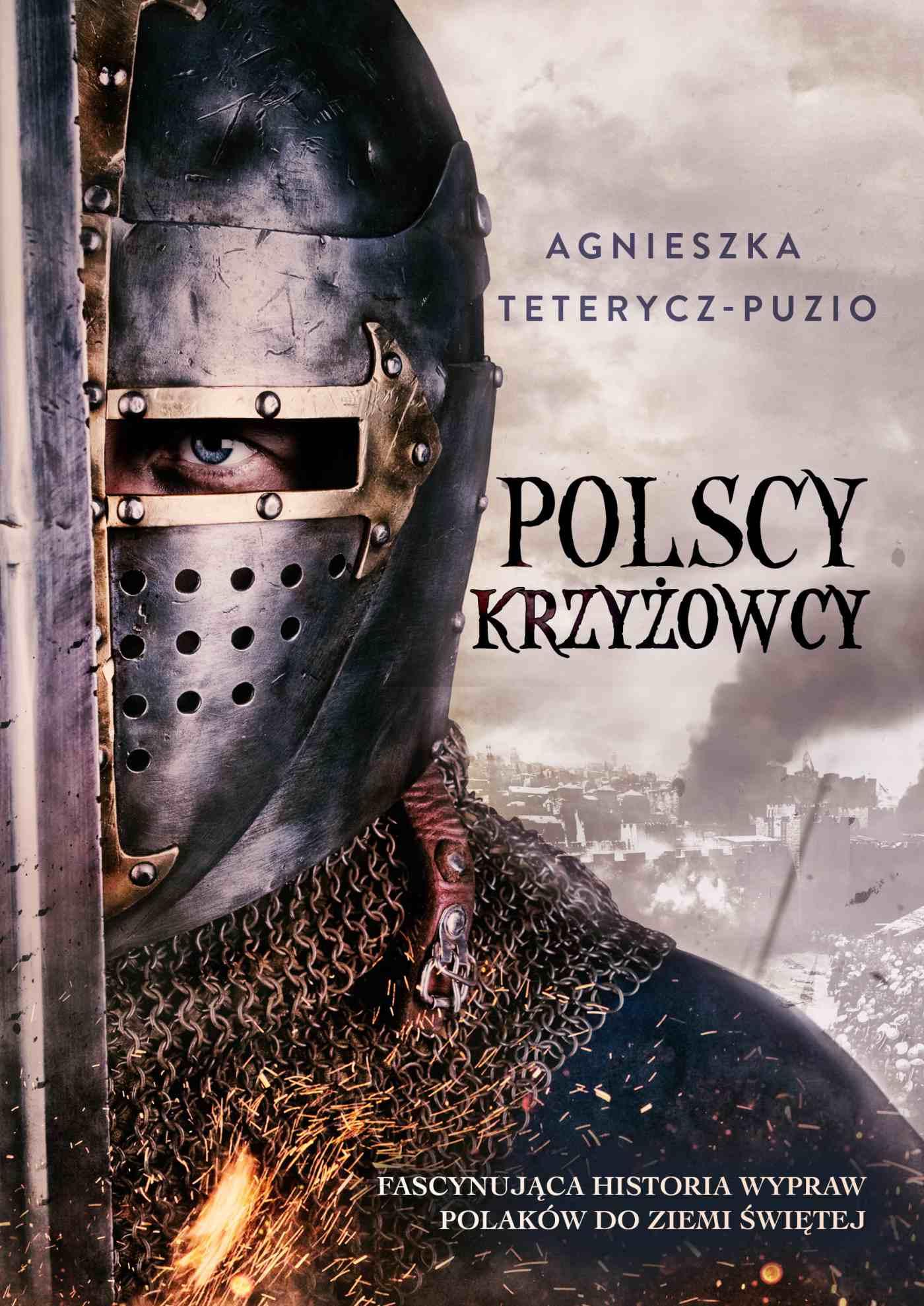 Polscy krzyżowcy - Ebook (Książka na Kindle) do pobrania w formacie MOBI