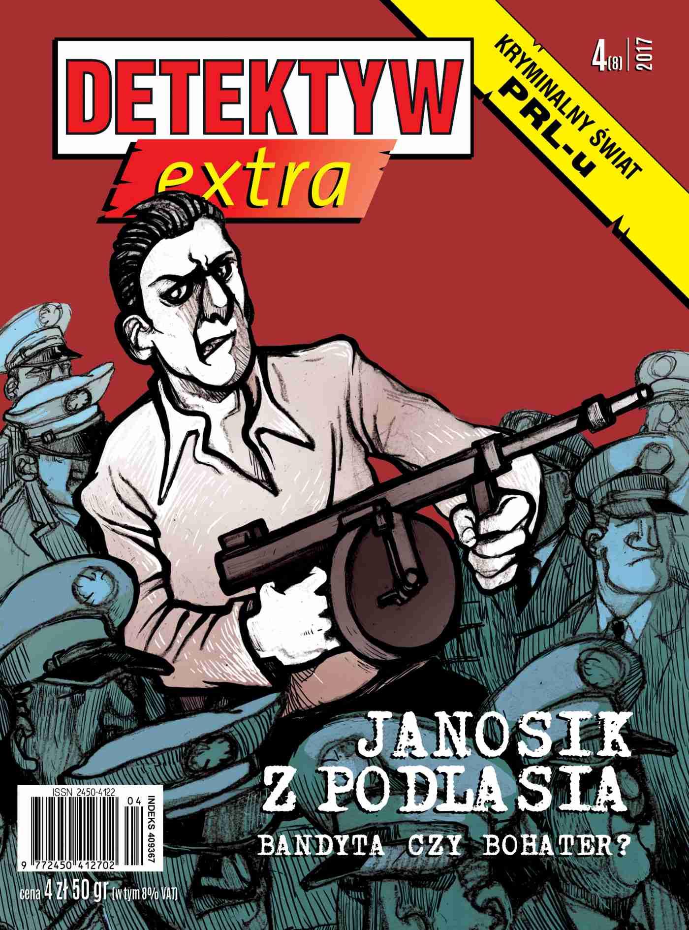 Detektyw Extra 4/2017 - Ebook (Książka na Kindle) do pobrania w formacie MOBI