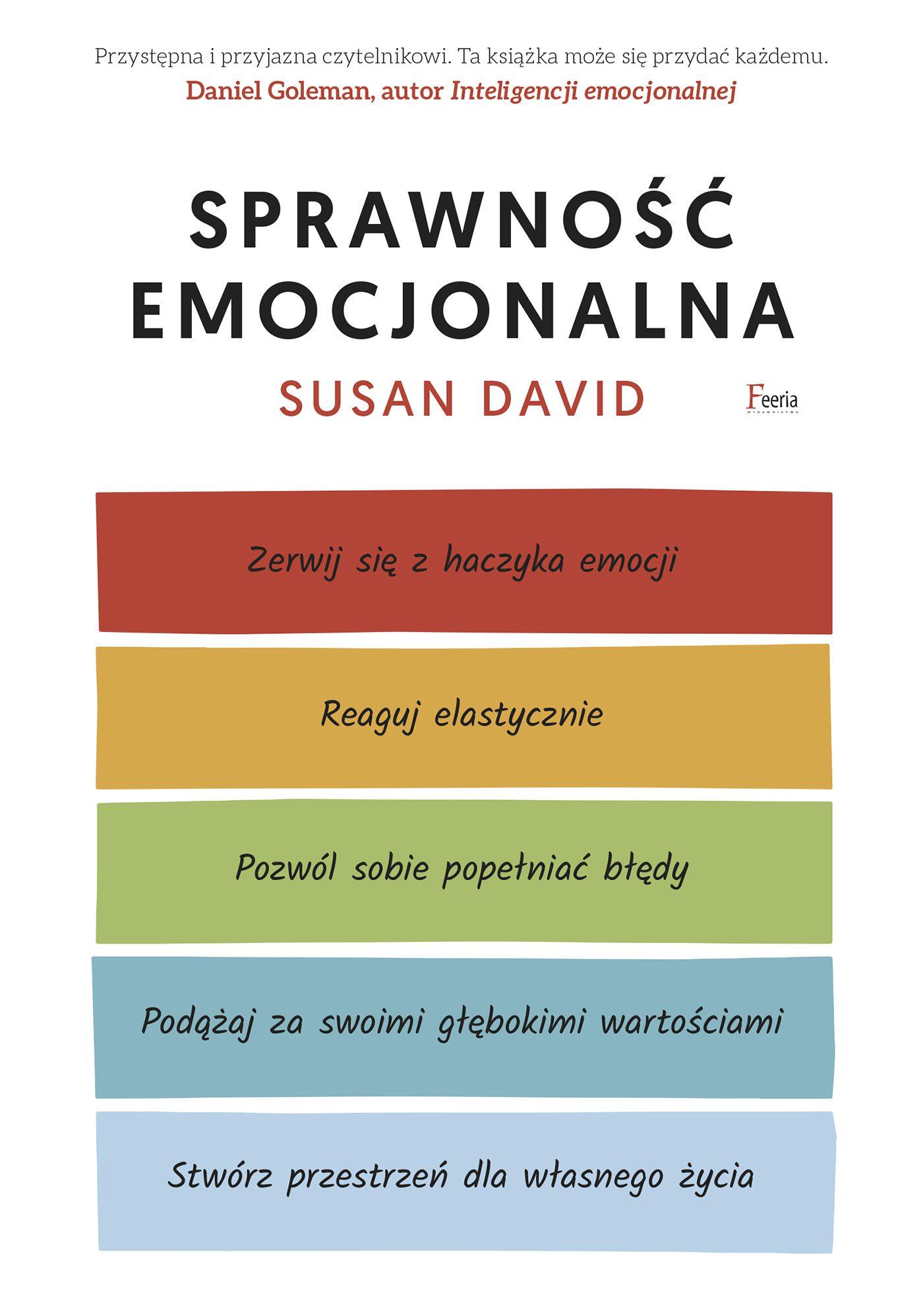 Sprawność emocjonalna - Ebook (Książka EPUB) do pobrania w formacie EPUB