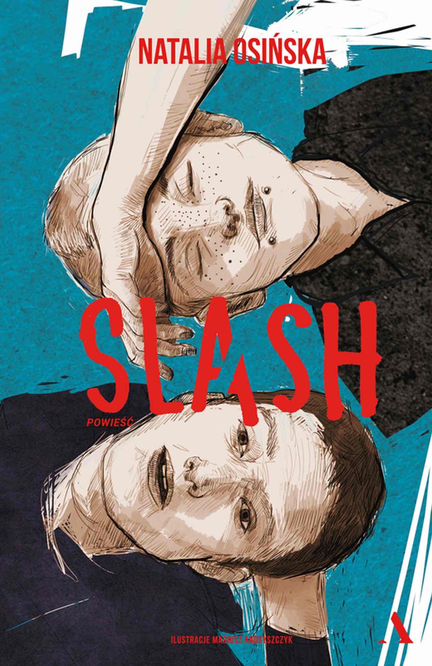 Slash - Ebook (Książka na Kindle) do pobrania w formacie MOBI
