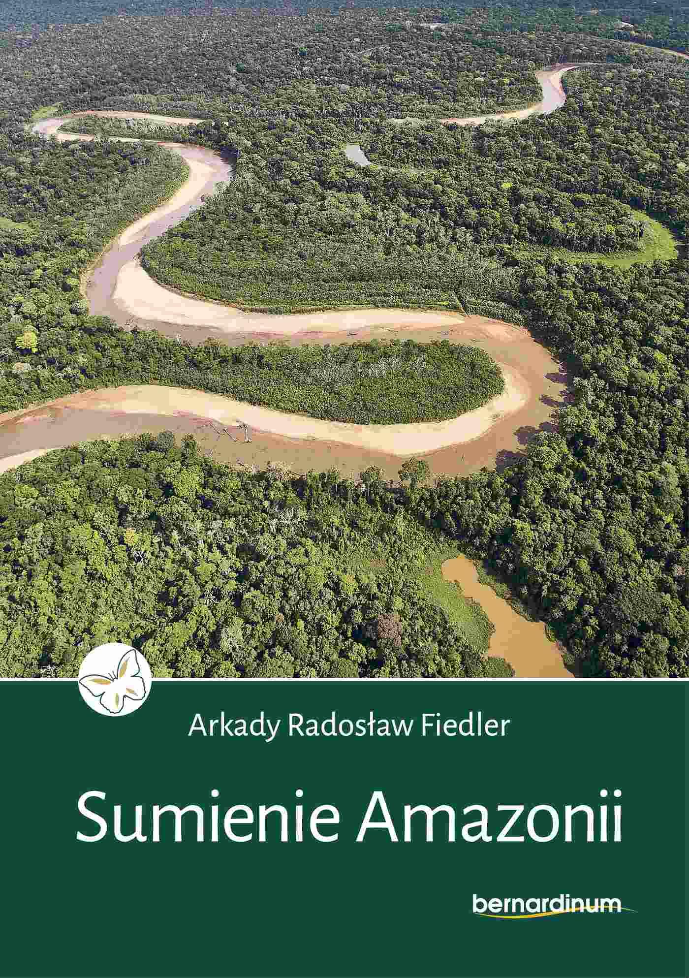 Sumienie Amazonii - Ebook (Książka EPUB) do pobrania w formacie EPUB