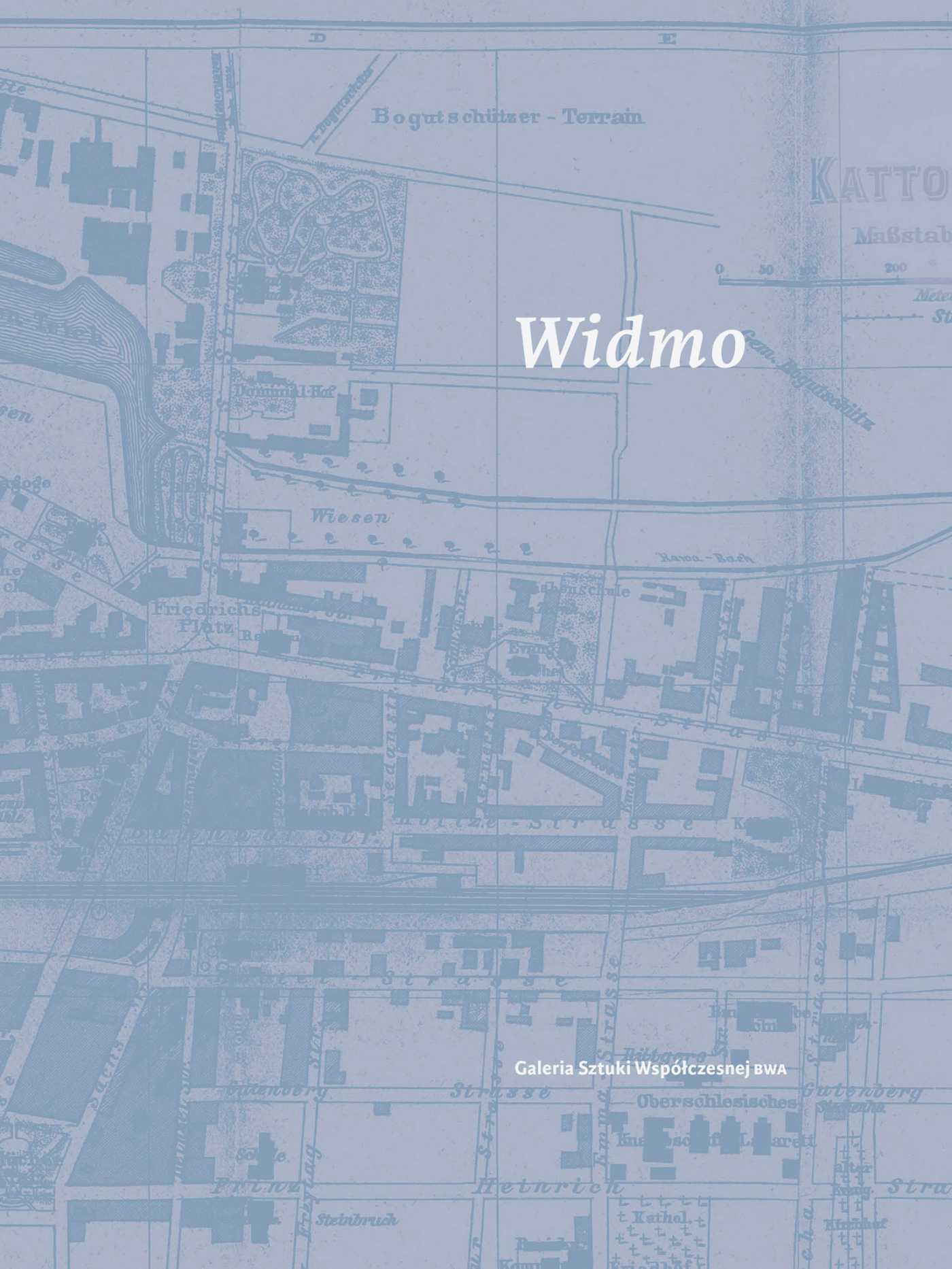 Widmo - Ebook (Książka EPUB) do pobrania w formacie EPUB