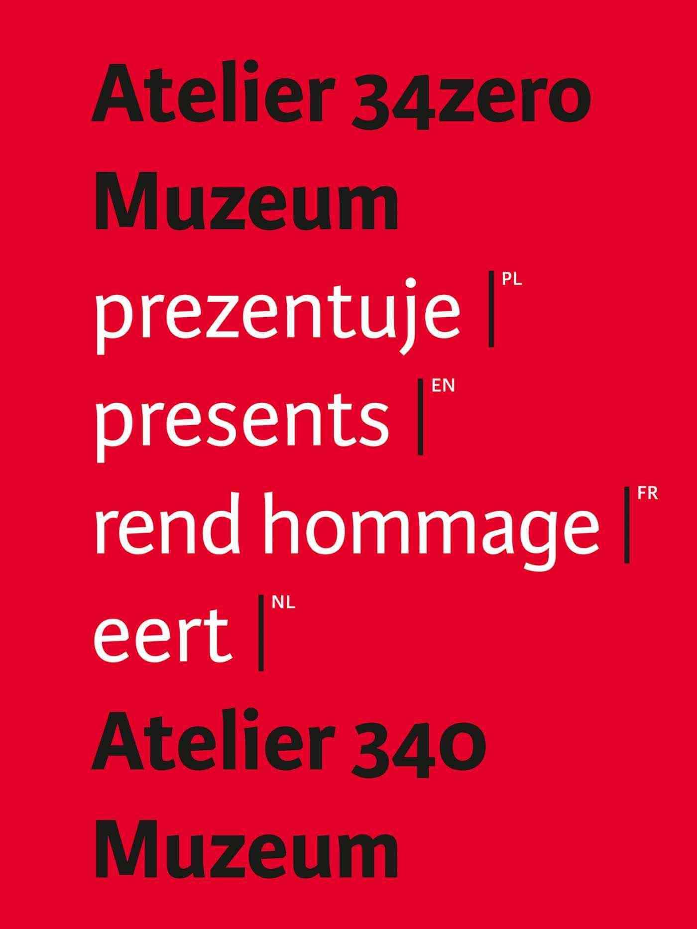 Atelier 34zero Muzeum prezentuje Atelier 340 Muzeum - Ebook (Książka EPUB) do pobrania w formacie EPUB