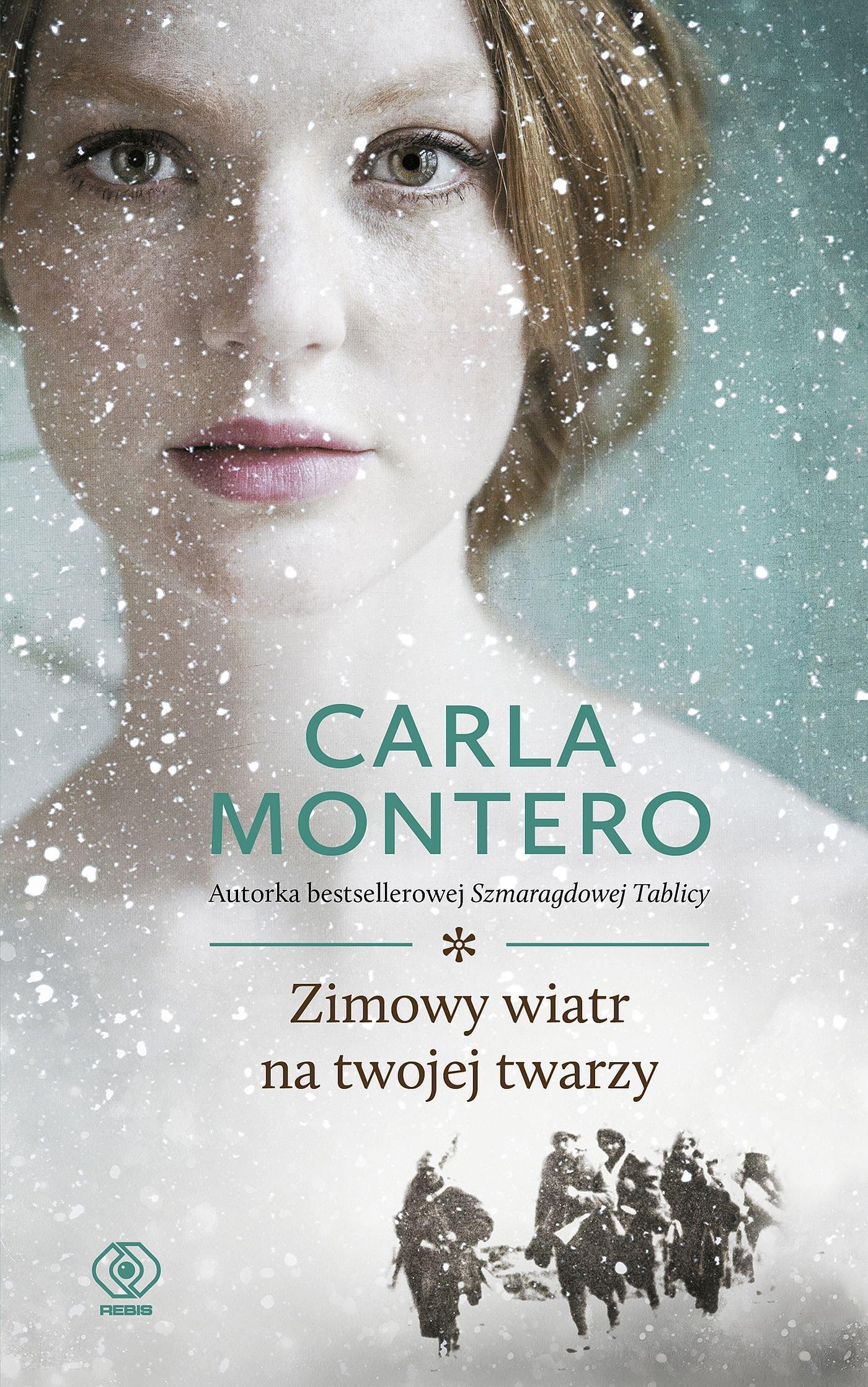 Zimowy wiatr na twojej twarzy - Ebook (Książka EPUB) do pobrania w formacie EPUB