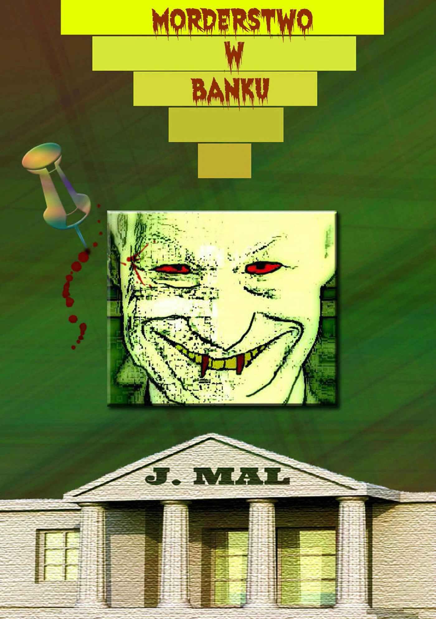 Morderstwo w banku - Ebook (Książka na Kindle) do pobrania w formacie MOBI