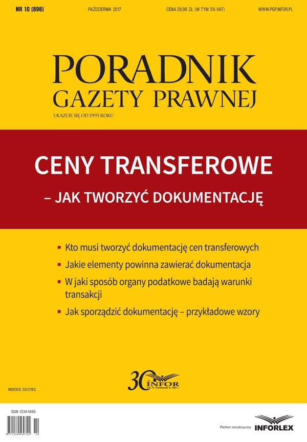 Ceny transferowe - jak tworzyć dokumentację - Ebook (Książka PDF) do pobrania w formacie PDF